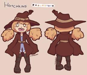 Hotchkins by Lambeany