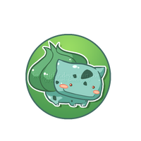 Bulbasaur by kwsmithjr