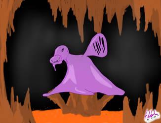 Pudding Dragon by bella0a