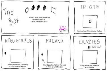 The Box by bella0a