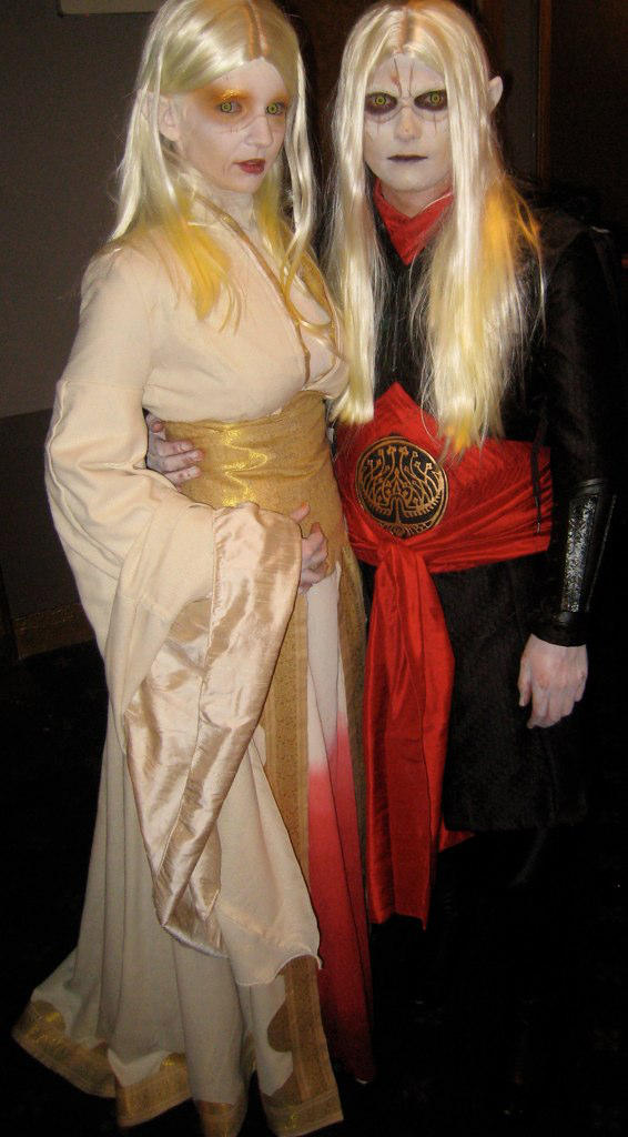 Prince Nuada Princess Nuala By Eveningarwen On Deviantart