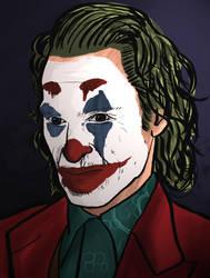 Joker by LeyssenotG