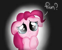 pinkieSad by HeavyMetalBronyYeah
