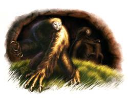 Owlbear by Ryan Lord by RyanLord