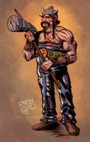 Obelix by Ryan Lord by RyanLord