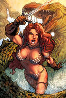 Red Sonja by Patterson + Lord by RyanLord