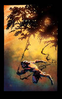 Tarzan by A. Kuhn and Lord by RyanLord