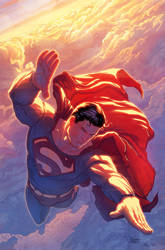 Superman by Renato Guedes by RyanLord