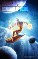 Silver Surfer by Spider Guile and Ryan Lord by RyanLord