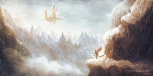 Journey to the Ice Castle by Ryan Lord by RyanLord