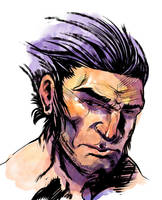 Wolverine Sketch by Ryan Lord by RyanLord