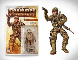 Marauder Task Force Desert Ops by RyanLord