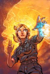 Santeria Cover Contest Entry - Aspen Comics by RyanLord