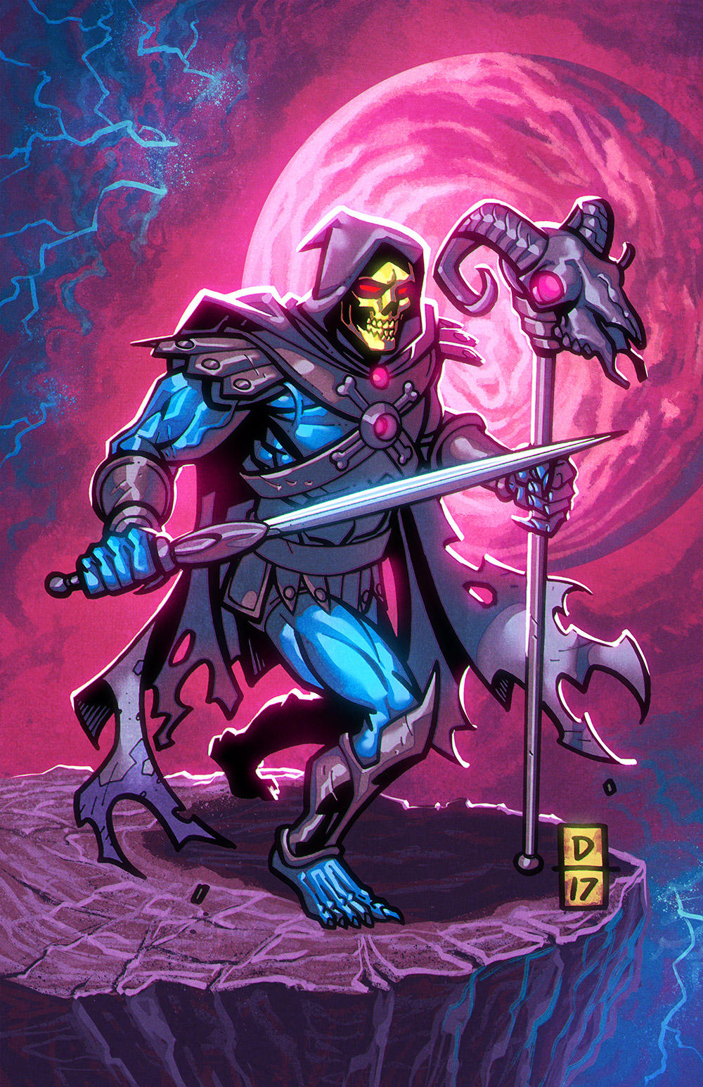 Skeletor by Derec Donovan and Ryan Lord by RyanLord