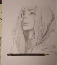 Pencil Practice #1 by Nata2905