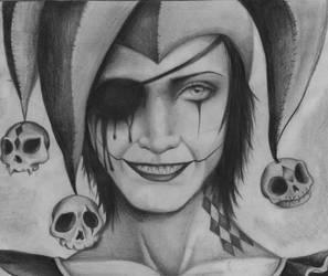 Joker by AmeliaEerie