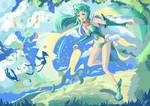 Magical Moments - Wayu by Flaya-XIII