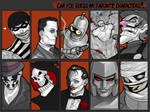 GUESS WHO MEME by Pirate-Cashoo