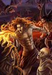 La Batalla by Aerhalev