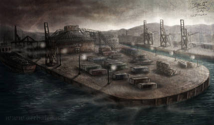 East Harbor concept by Aerhalev