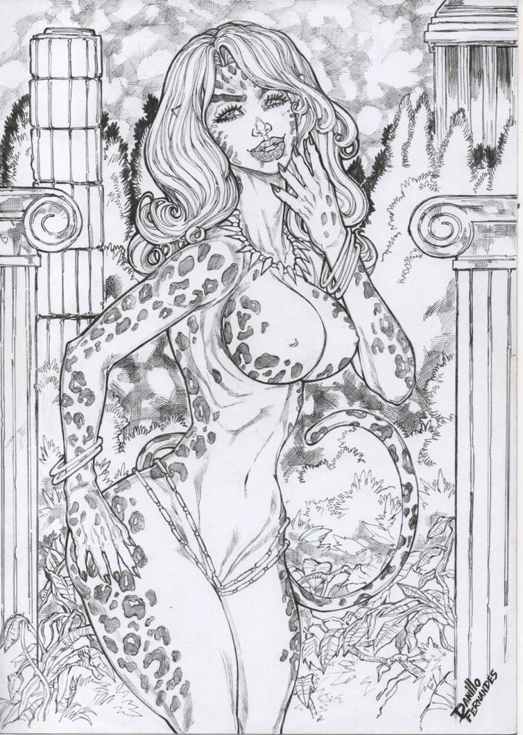 Tigra BY:ME by danillofernandes