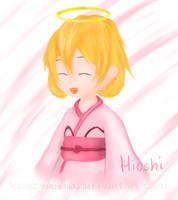 TinierMe: Hioshi by ksiazeAikka
