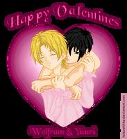 Happy Valentines XD by ksiazeAikka
