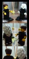 -WIP- Todd and John Lego by ksiazeAikka