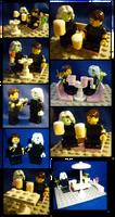 Todd and John lego - Friends by ksiazeAikka