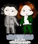 Deacon and Jeff cuteness by ksiazeAikka