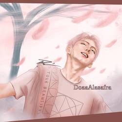 FanArt Kihyun by DoaaAlasafra