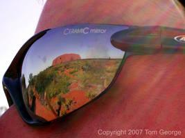 me and the Uluru by MX-3-Tom