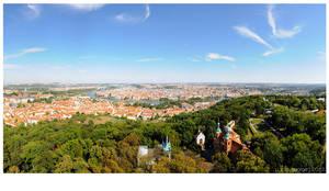 The Golden Prague by MX-3-Tom