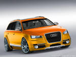 Audi allroad quattro concept by MX-3-Tom