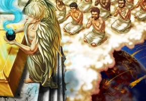 Prayer in Revelation by Zinfer