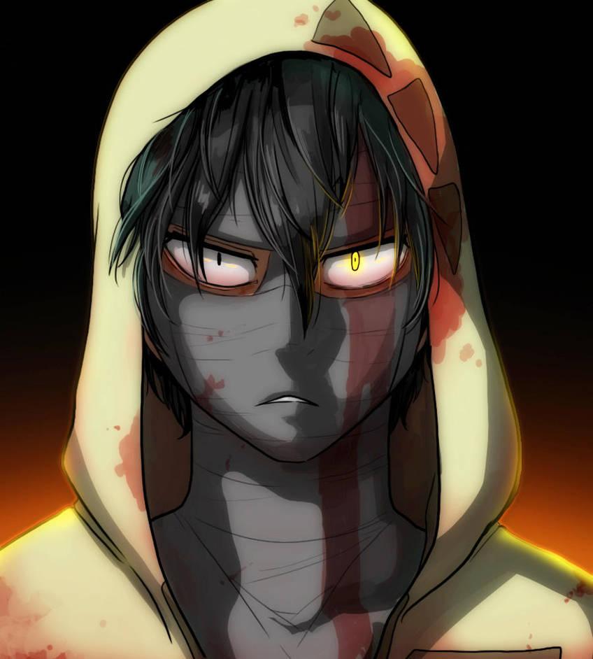 Spooky Zack by Zinfer