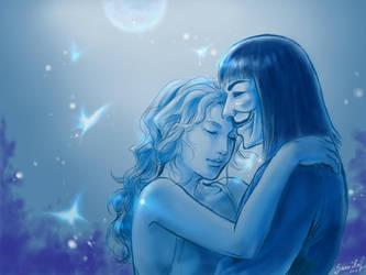 Moonlight Serenade by saniika