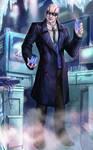 Mister Freeze by saniika