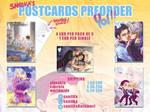YOI: Postcards preorder by saniika