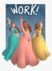 Work! by MrsSandy