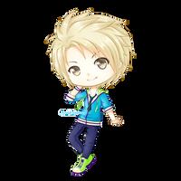 [CM] Kakeru Yuiga by Ricchan08
