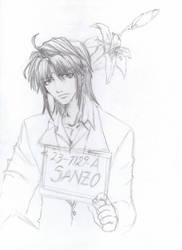 Sanzo by SuzakuSlytherin