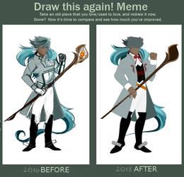 Draw This Again Meme 4 by sickigirl23
