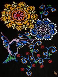 Hummingbird by KRSdeviations