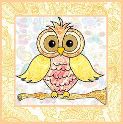 Owl by KRSdeviations