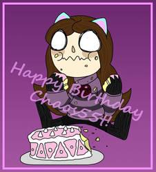 Happy Birthday Chaos55t by ZanyComics