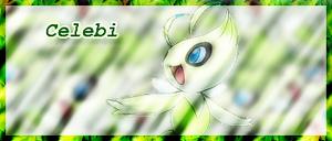 Celebi Banner by Zarcher
