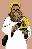 Wookie Christ by GozertheGozarian