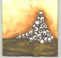 skull 15 by GozertheGozarian
