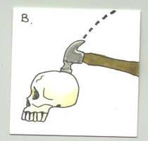 skull 55 by GozertheGozarian